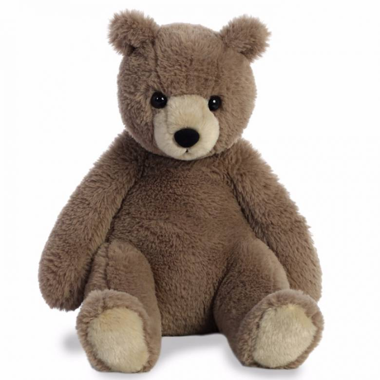 Harry Mocha Bear Soft Toy 30cm