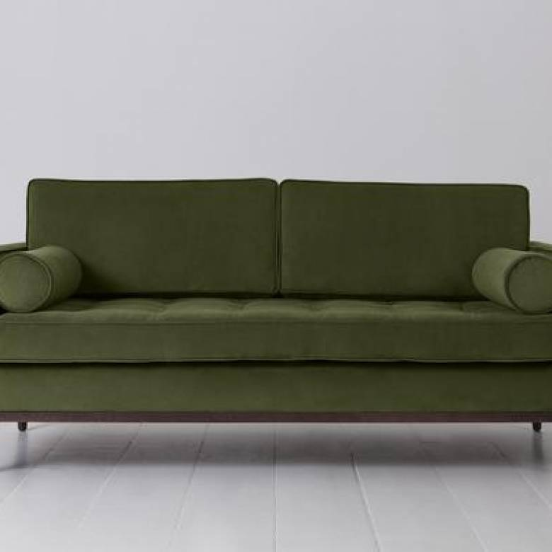 Model 02 - 2 Seater Sofa By Swyft