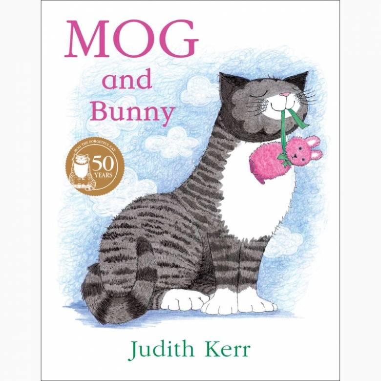 Mog & Bunny - Paperback Book