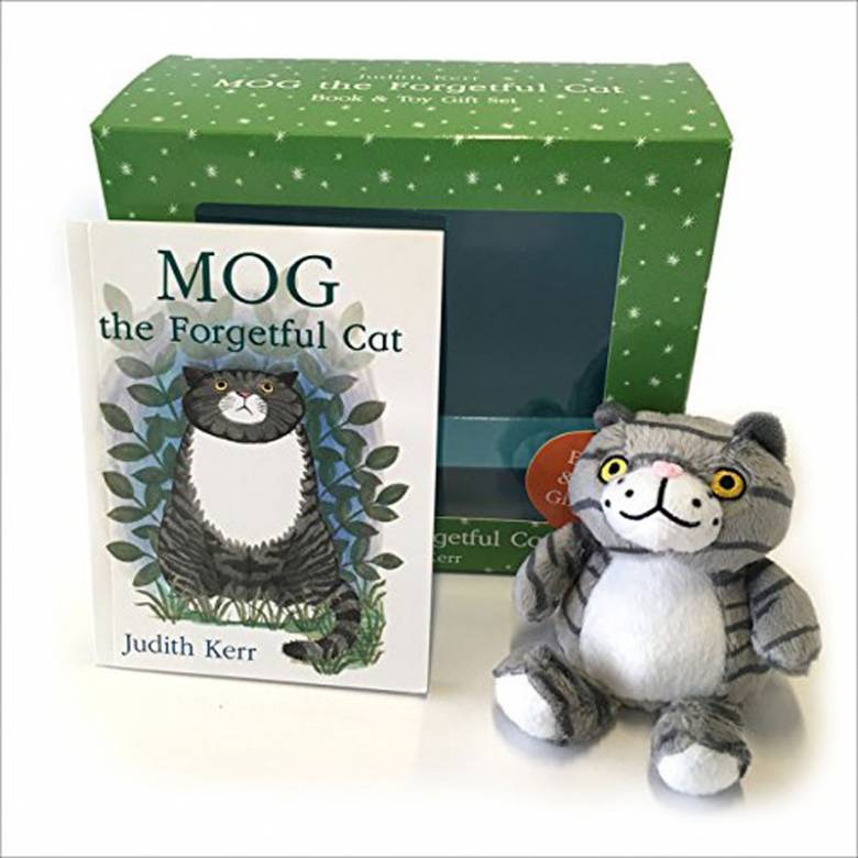 Mog The Forgetful Cat Book And Toy Gift Set