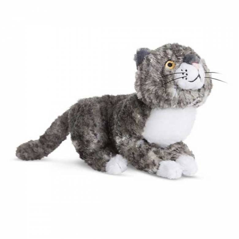 Mog The Forgetful Cat Soft Toy 14cm 0+