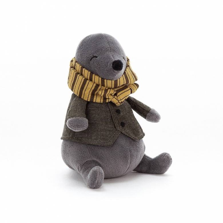 Mole Riverside Rambler Soft Toy By Jellycat