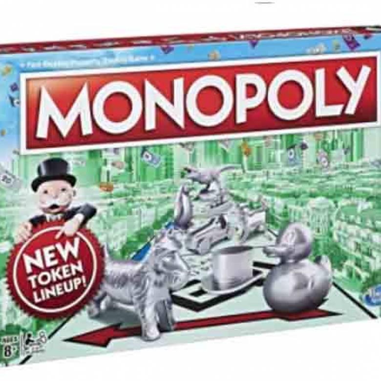 Monopoly Classic Game - Basic UK Monopoly