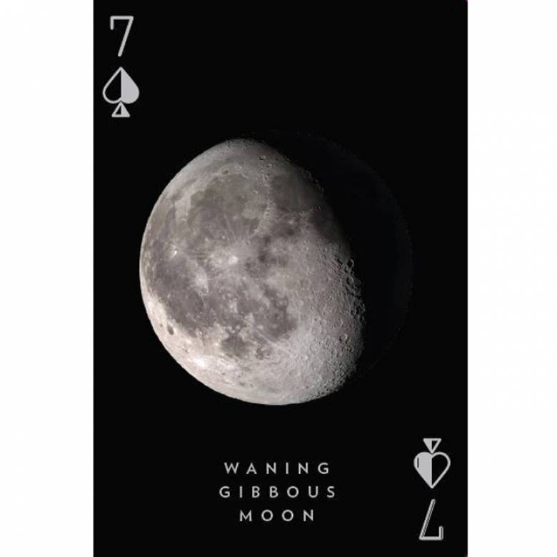 Moon Set Of Playing Cards
