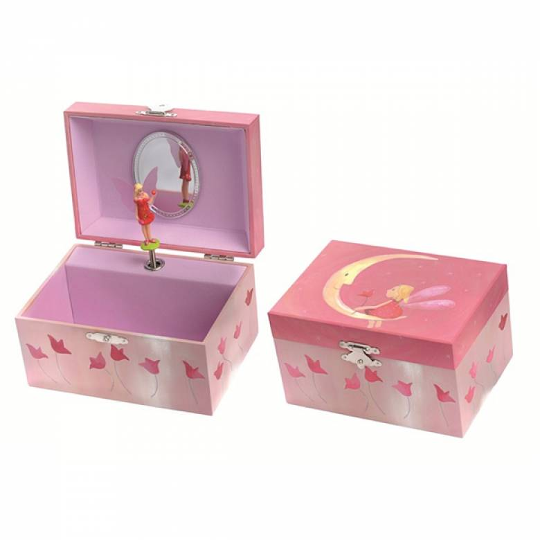 Moon Fairy Music Box