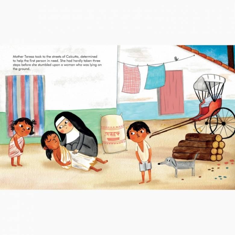 Mother Teresa: Little People Big Dreams Hardback Book