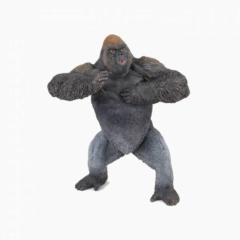 Mountain Gorilla - Papo Wild Animal Figure