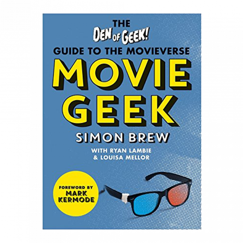 Movie Geek Guide To The Movieverse Paperback Book