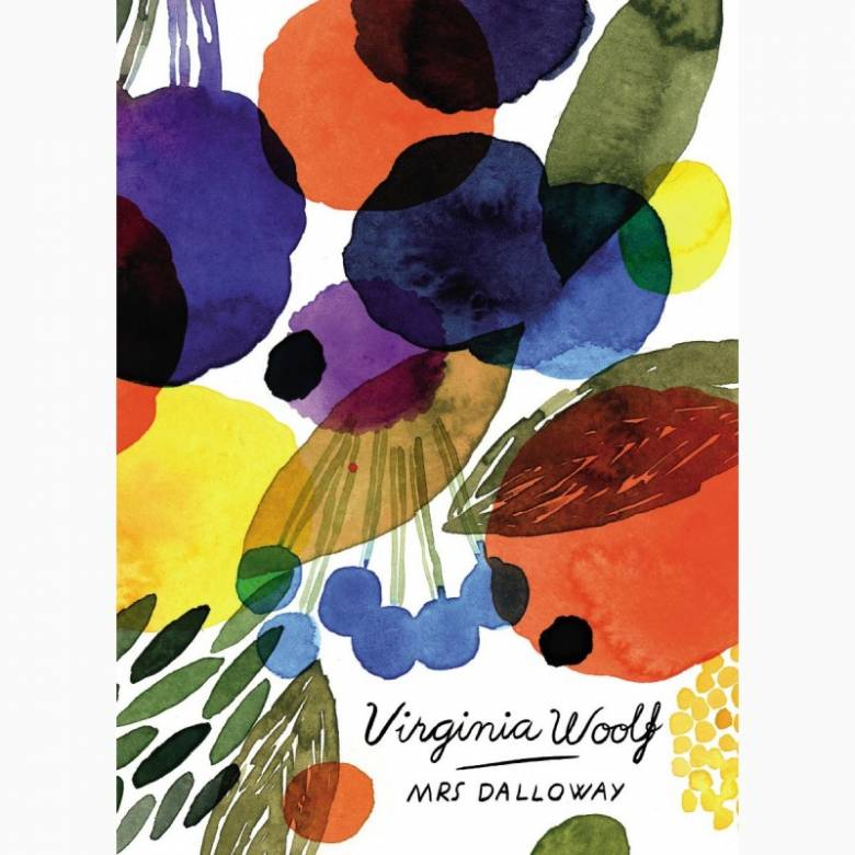 Mrs Dalloway By Virginia Woolf - Paperback Book