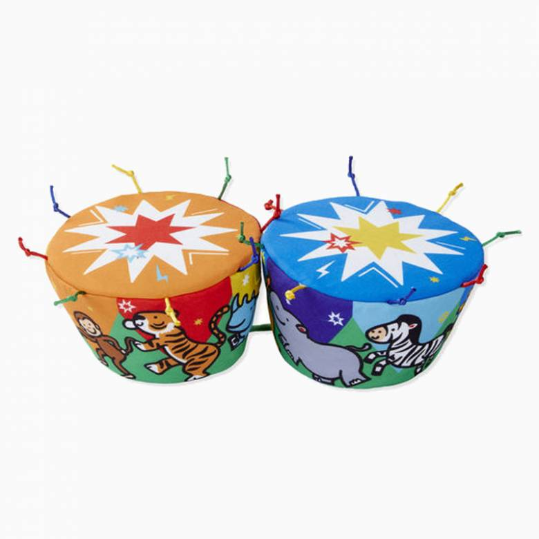 Musical Bongos By Melissa + Doug