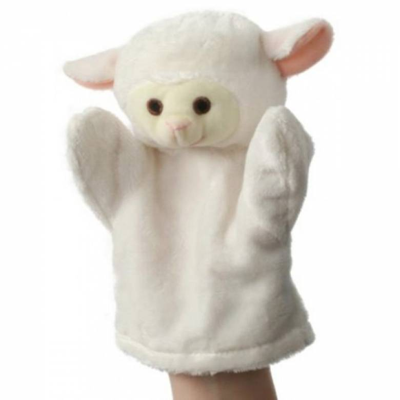 LAMB My First Puppet
