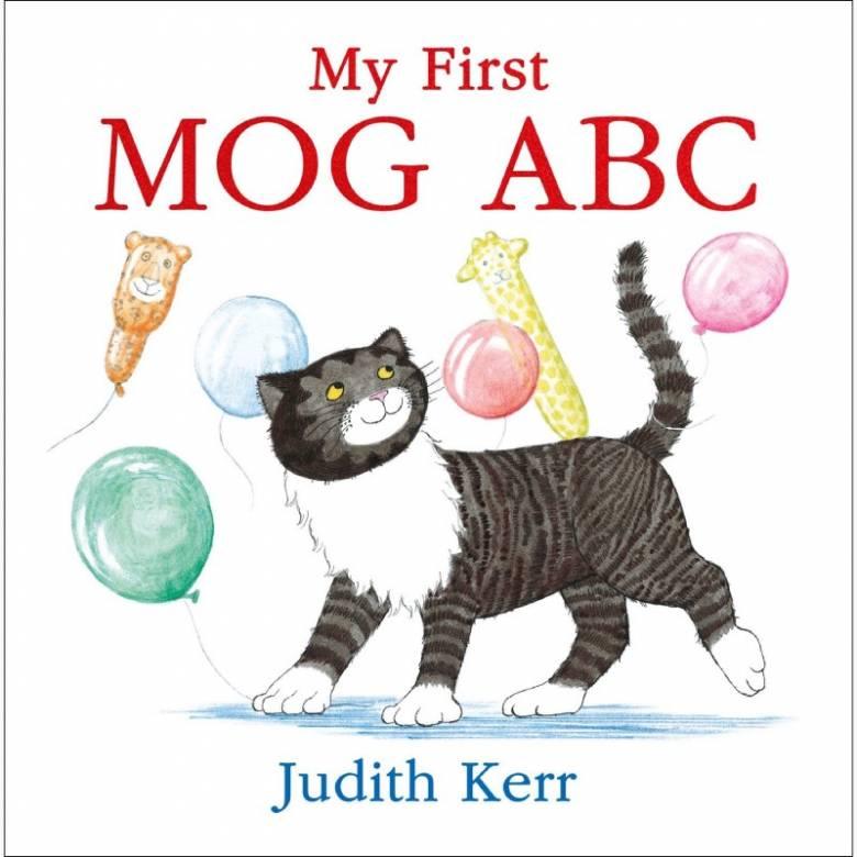 My First Mog ABC - Board Book