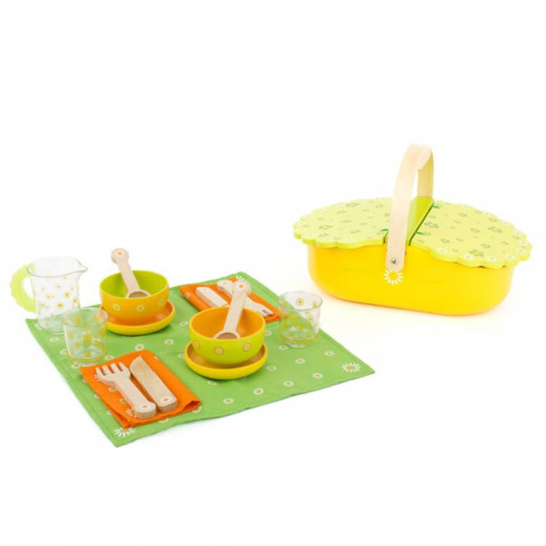 My Picnic Set By Djeco 3+
