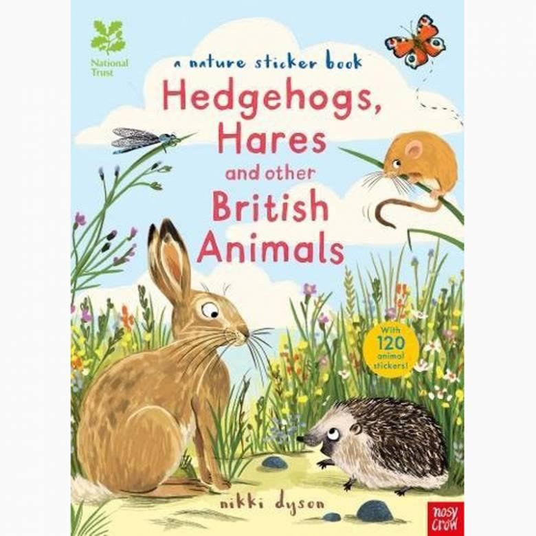National Trust Nature Sticker Book