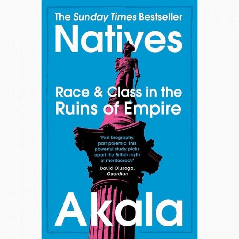 Natives By Akala - Paperback Book