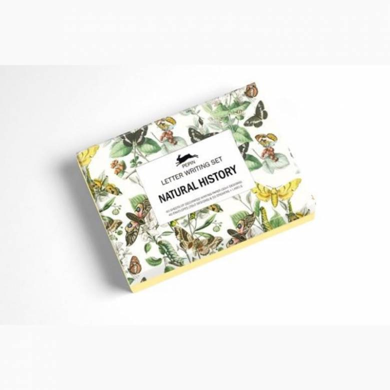 Natural History Letter Writing Set
