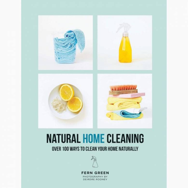 Natural Home Cleaning - Paperback Book