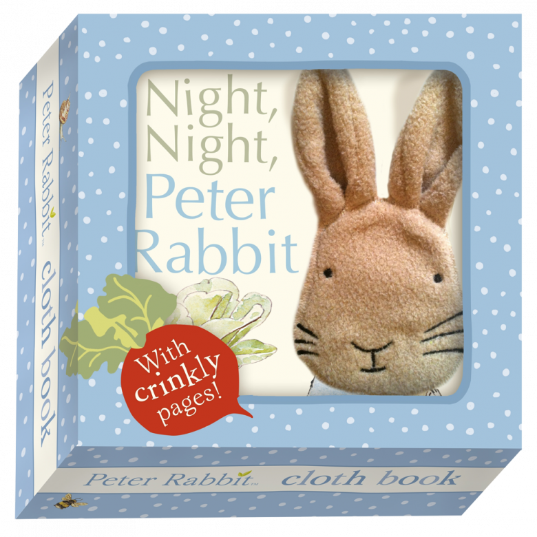 Night Night Peter Rabbit Cloth Book