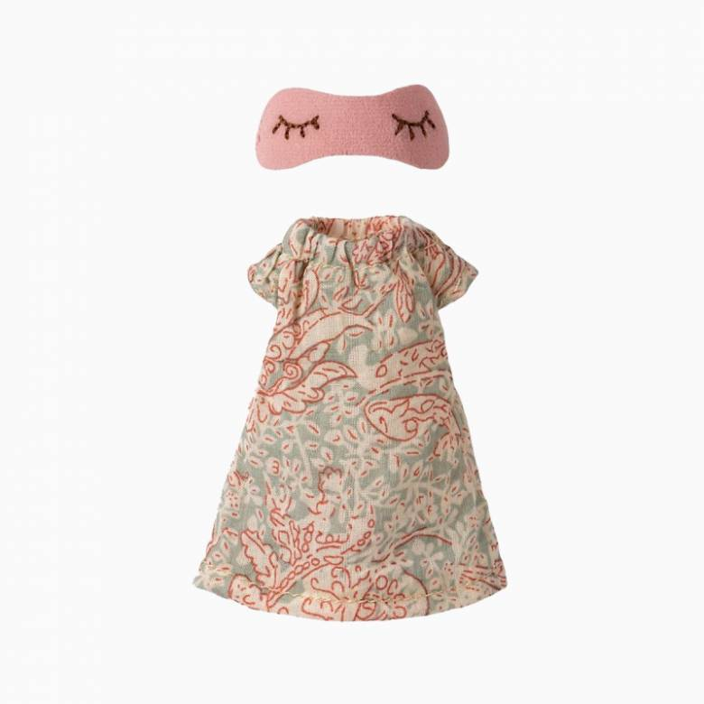 Nightgown For Mouse Mum Soft Toy By Maileg