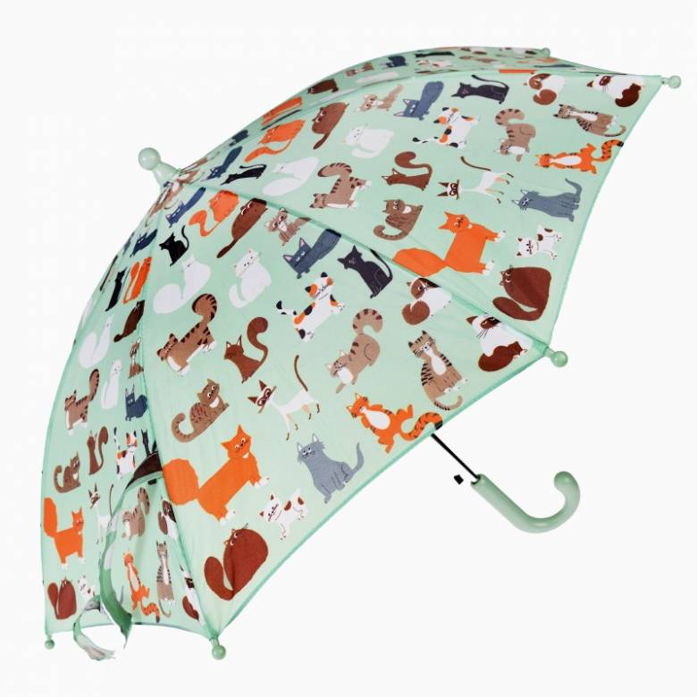 Nine Lives Cat Children's Umbrella