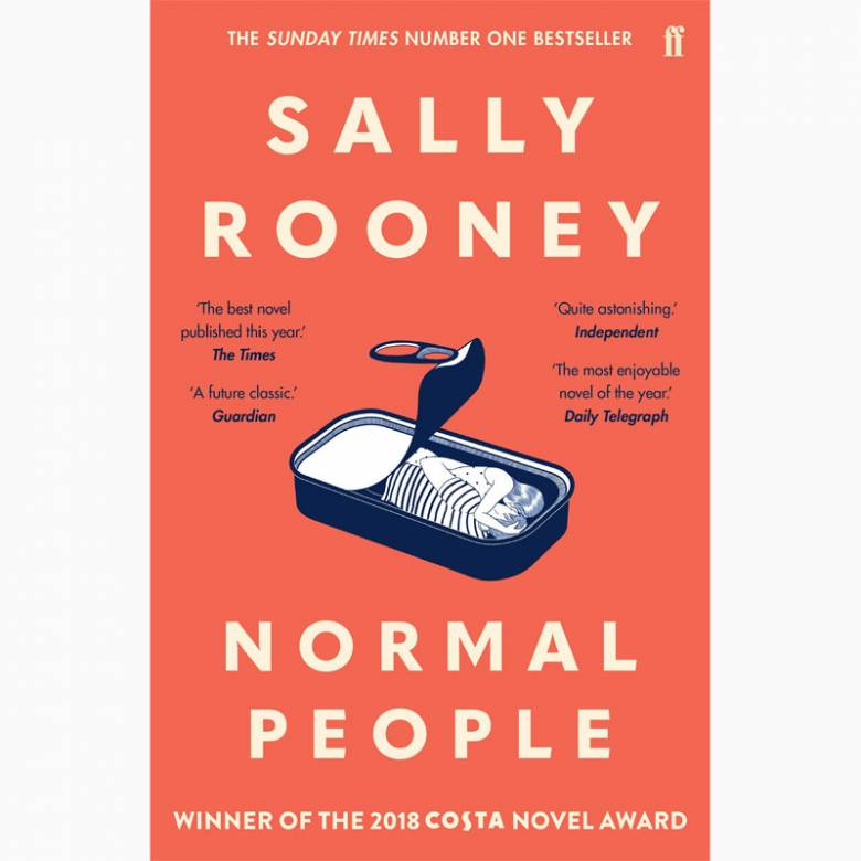 Normal People By Sally Rooney - Paperback Book