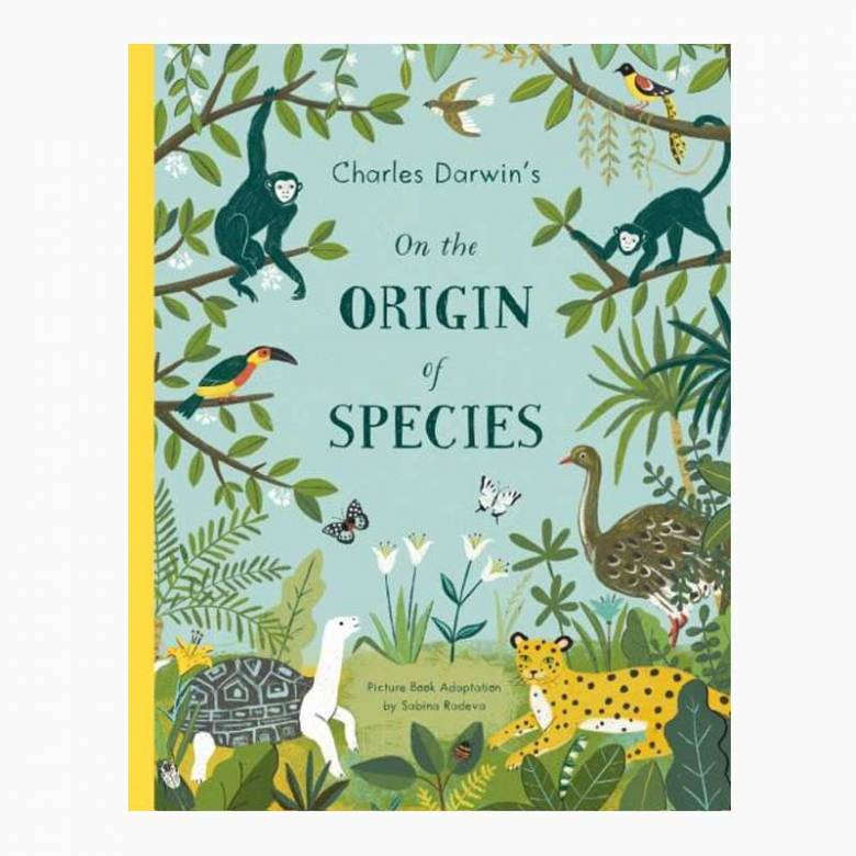 On The Origin Of Species - Hardback Book