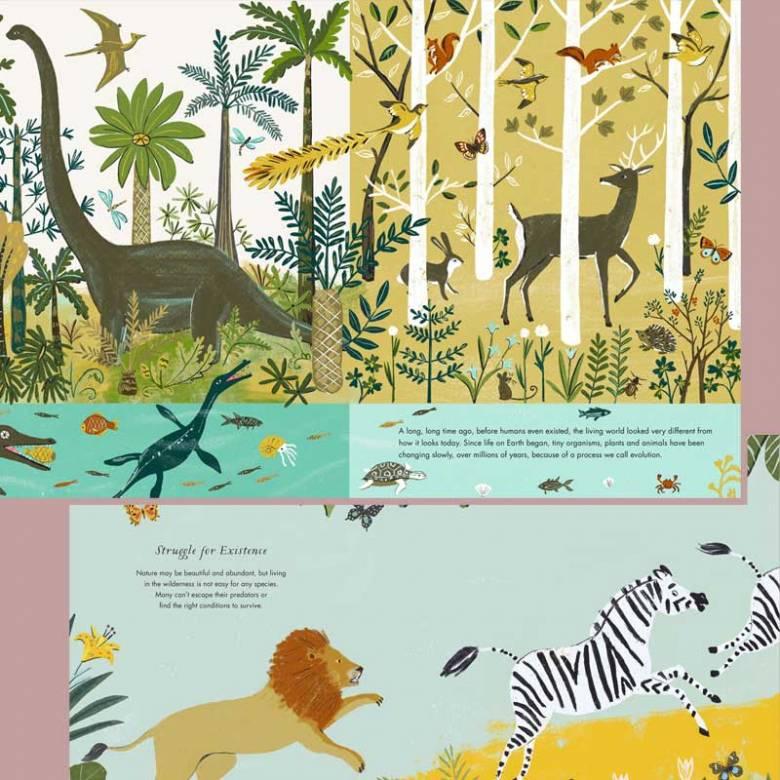 On The Origin Of Species - Hardback Book