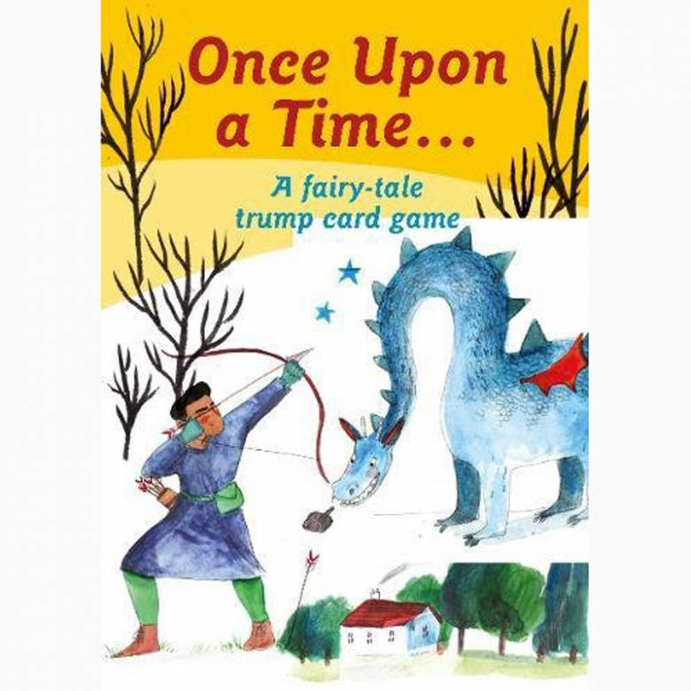 Once Upon A Time: A Fairy Tale Trump Game