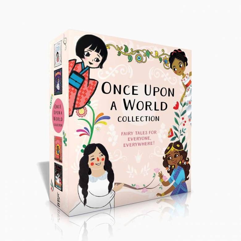 Once Upon A World - Hardback Book Box Set