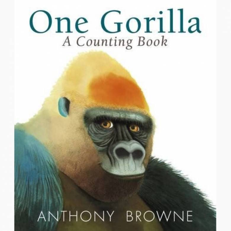 One Gorilla: A Counting Book - Paperback Book