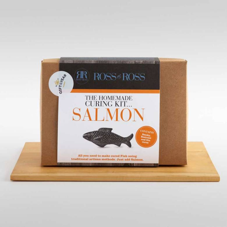 Make Your Own Smoked Salmon Kit By Ross & Ross