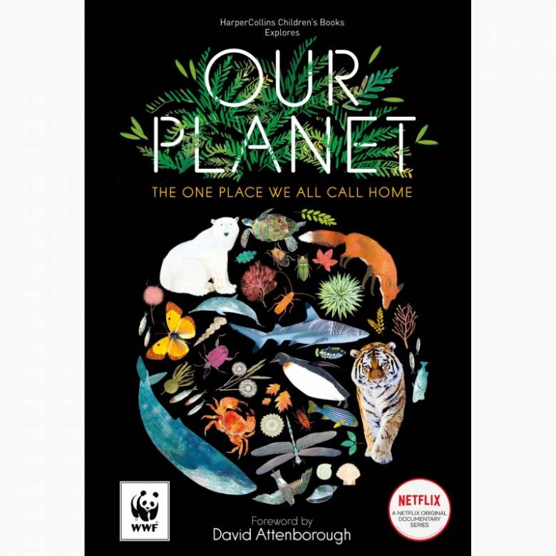 Our Planet - Hardback Book