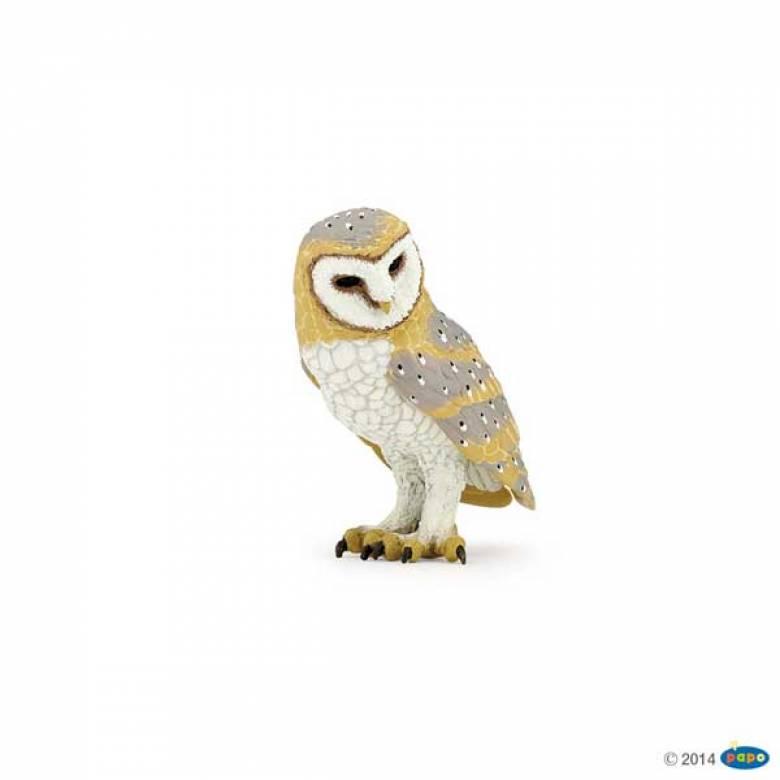 Owl PAPO FARM ANIMAL