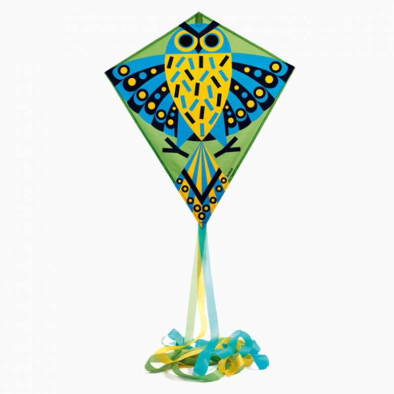 Owl Kite with Tail