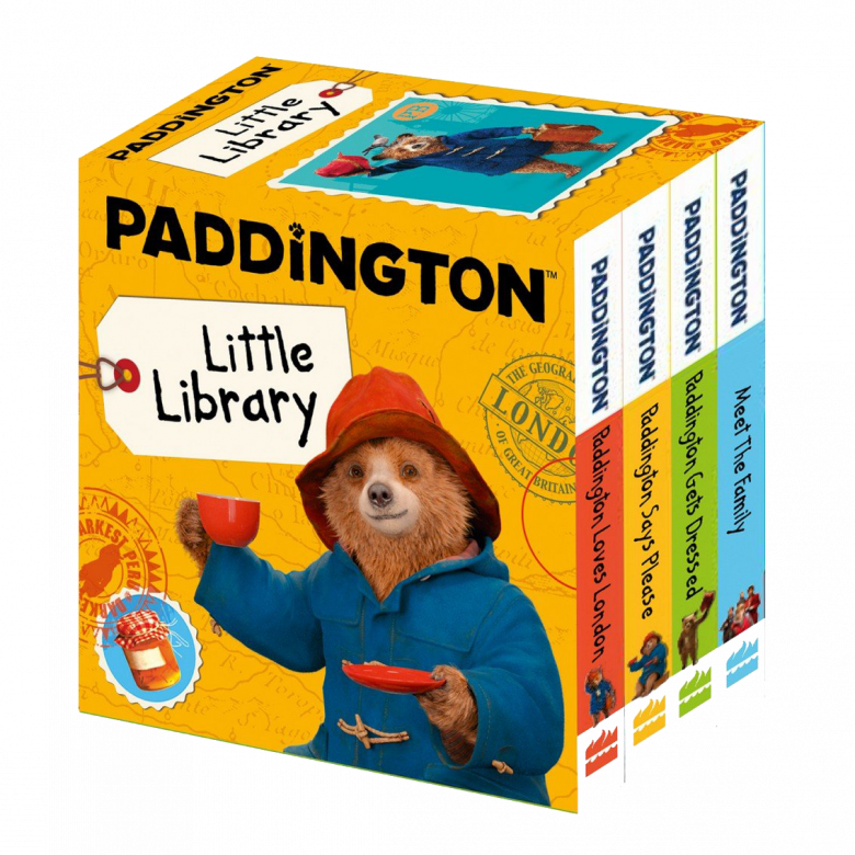 Paddington Little Library Boxed Set Of Books