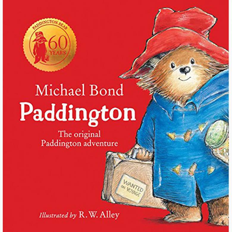 Paddington: The Original Adventure - Board Book