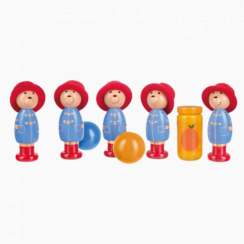 Paddington Bear Skittles By Orange Tree Toys 1+