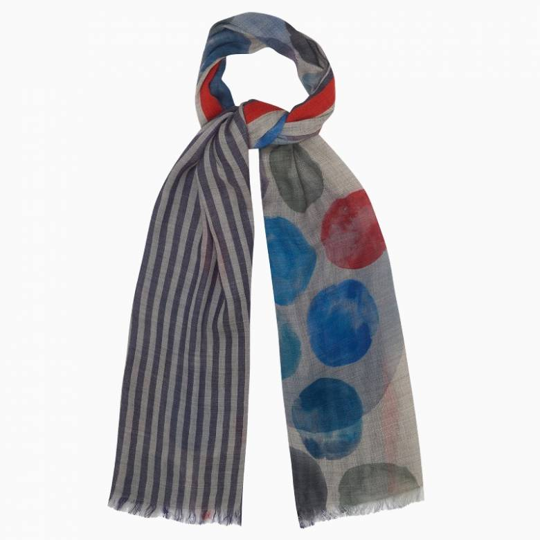 Paddington Wool Scarf By Jo Edwards