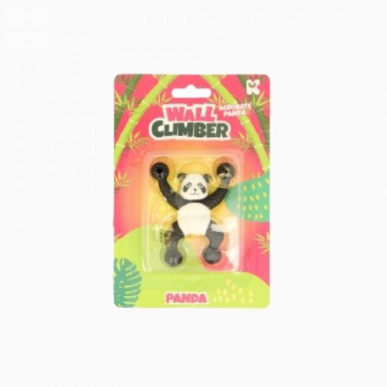 Panda Wall Climber Toy 3+