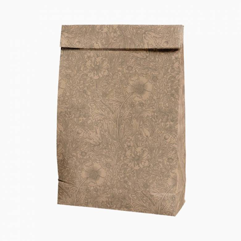 Maileg Paper Gift Bag With Flowers Print