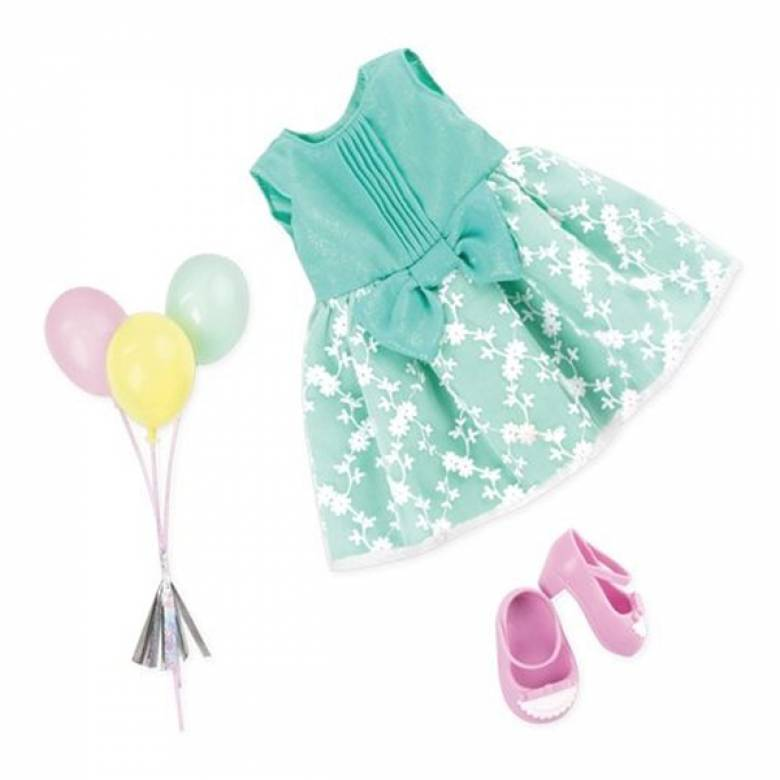 Party Perfect - Our Generation Doll Clothes Set 3+
