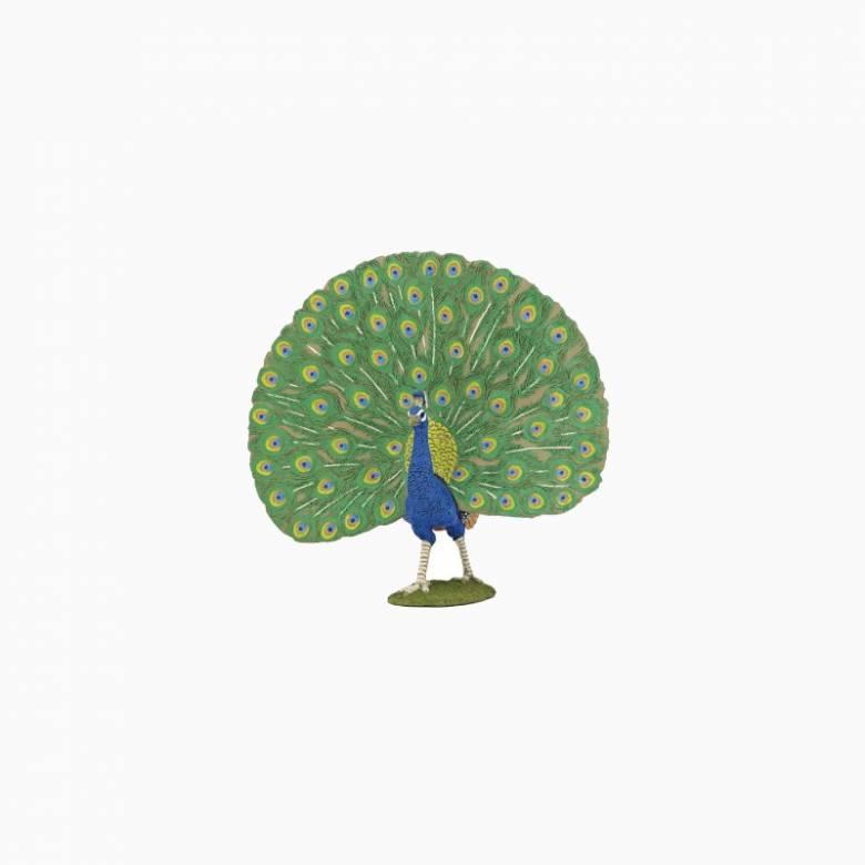 Peacock - Papo Farm Animal Figure