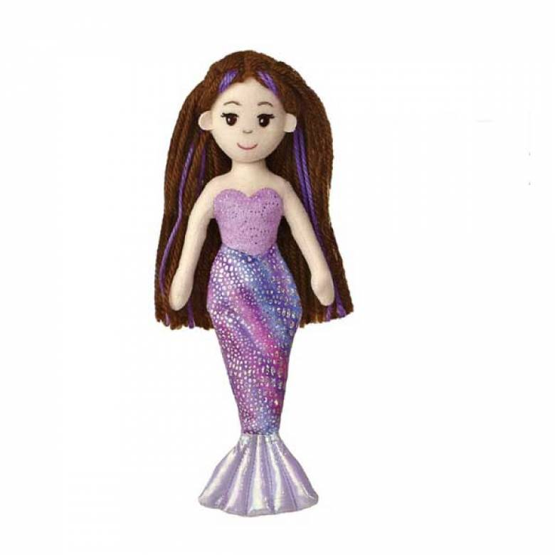 Mermaid Pearl Soft Toy 26cm