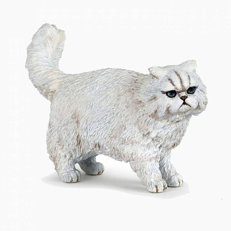 White Persian Cat - Papo Animal