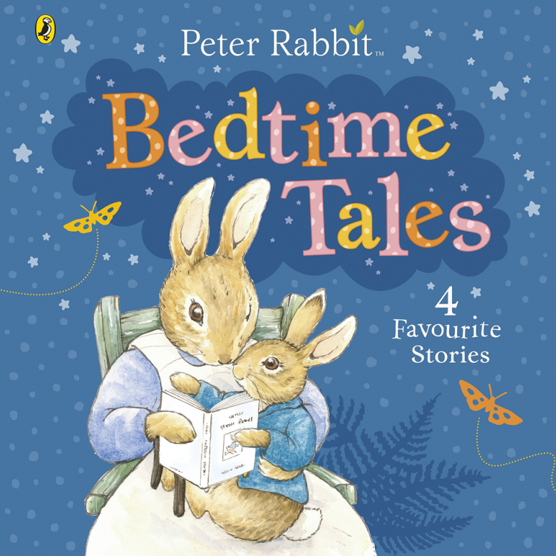 Peter Rabbit Bedtime Tales - Hardback Book