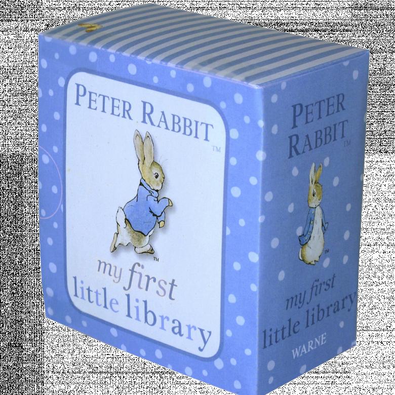 Peter Rabbit My First Little Library Book Box Set