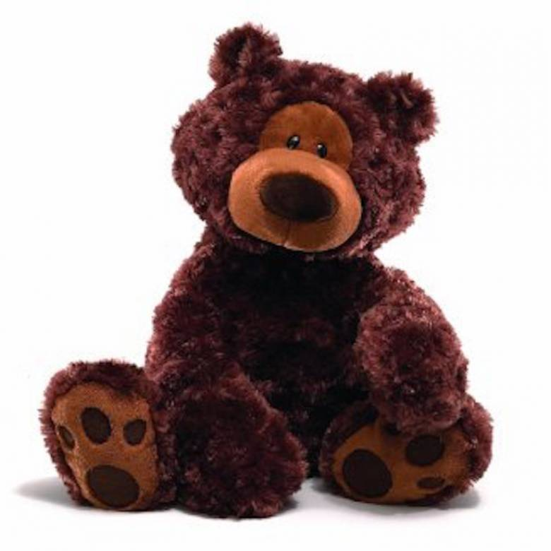 Philbin The Bear Chocolate Brown Soft Toy 33cm