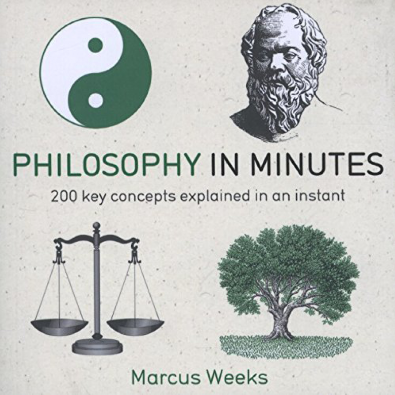 Philosophy In Minutes Paperback Book