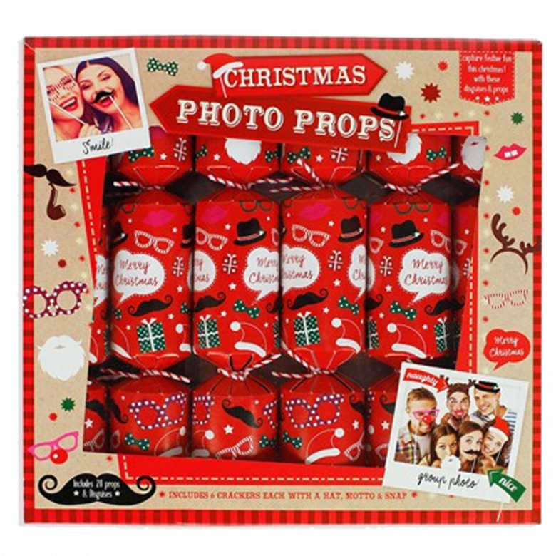 Photo Props Christmas Crackers