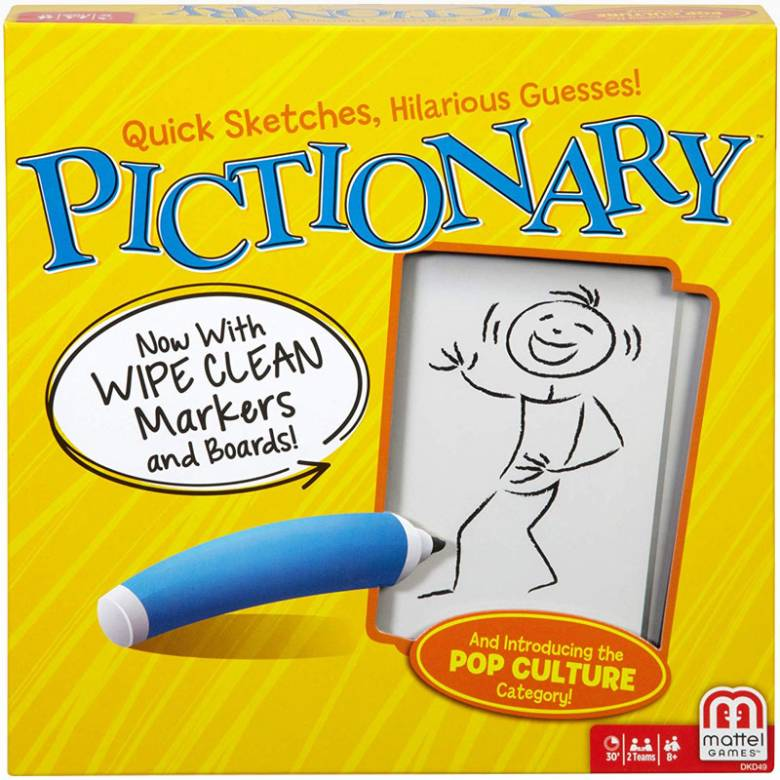 Pictionary Game 8+